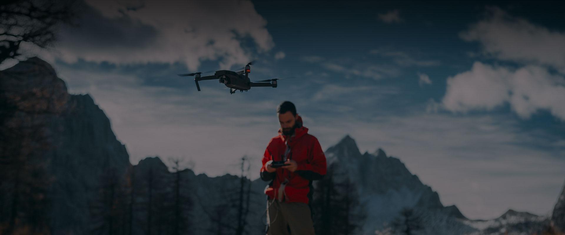Mémorisez vos aventures en randonnées grâce à un drone