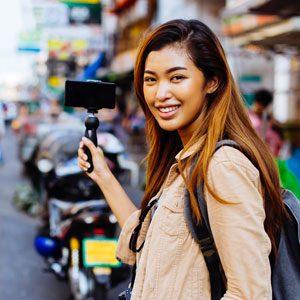 Les vidéos de voyage